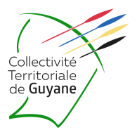 Logo of Flag of the territorial collectivity of French Guiana
