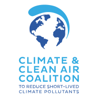 Logo of Climate and Clean Air Coalition