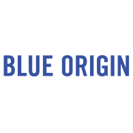 Logo of Blue Origin