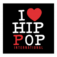 Logo of Hip Pop International