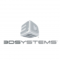 Logo of 3D Systems
