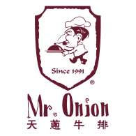 Logo of Mr. Onion
