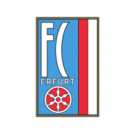Logo of FC Rot-Weiss Erfurt