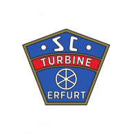 Logo of SC Turbine Erfurt