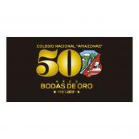 Logo of 50 Años Colegio Nacional Amazonas