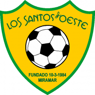Logo of Los Santos del Oeste de Miramar Buenos Aires