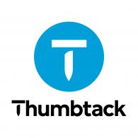 Logo of Thumbtack