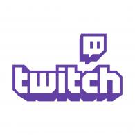 Logo of Twitch