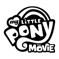 Logo of My Little Pony The Movie
