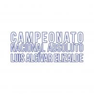 Logo of Campeonato Nacional Absoluto Luis Alcivar Elizalde