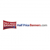 Logo of Half Price Banners