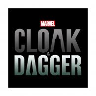 Logo of Cloak & Dagger