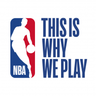 Logo of NBA This Is Why We Play