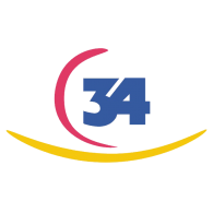 Logo of 34 kanal