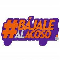 Logo of Logo Bájale al Acoso, Municipio de Quito Logotipo Vector