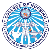Logo of Ateneo De Zamboanga University College of Nursing