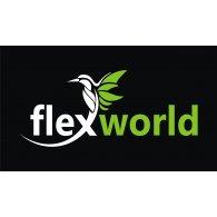 Logo of Flex World Logo