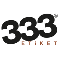 Logo of 333 Etiket Ankara Metal Etiket Asansör Etiketi