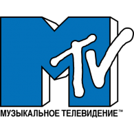 Logo of MTV Russia