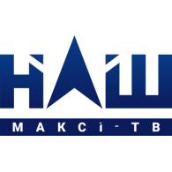 Logo of NASH. Maxxi-TV