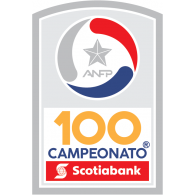 Logo of Parche ANFP 100 Campeonato Scotiabanck
