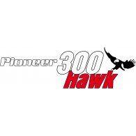 Logo of Pioneer 300 Hawk