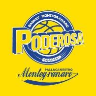 Logo of Poderosa Pallacanestro Montegranaro