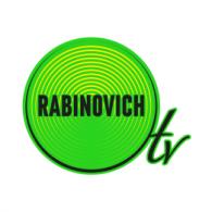 Logo of Rabinovich TV