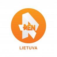 Logo of REN TV LIETUVA