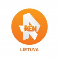 Logo of REN TV LIETUVA