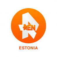 Logo of REN TV ESTONIA