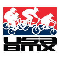 Logo of USA BMX