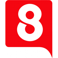 Logo of 8 kanal