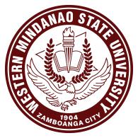 Logo of Western Mindanao State University