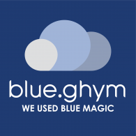 Logo of Blue Ghym