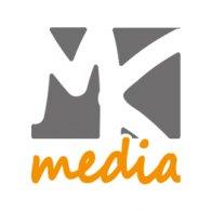 Logo of MKMEDIA Advertising & Graphic design