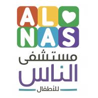Logo of alnas hospital