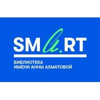Logo of smart library named Anna Akhmatova