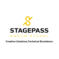 Logo of StagePass Audio Visual Ltd