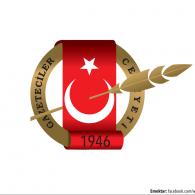 Logo of gazeteciler cemiyeti logo