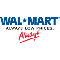 Logo of Walmart Always Low Prices