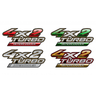 Logo of 4X2 TOYOTA