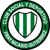 Logo of Club Social y Deportivo Fray Nicasio Gutierrez de Dalmacio Velez Sarfield Córdoba