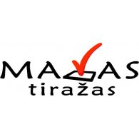 Logo of Mažas tiražas