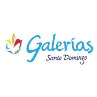 Logo of galerias santo domingo