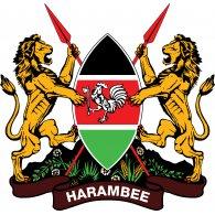 Logo of Government of Kenya Emblem