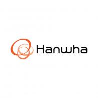 Logo of Hanwha Techwin