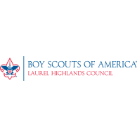 Logo of Boy Scouts of America - Laurel Highlands Council