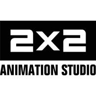 Logo of 2x2 ANIMATION STUDIO