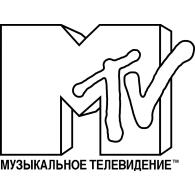 Logo of MTV Russia